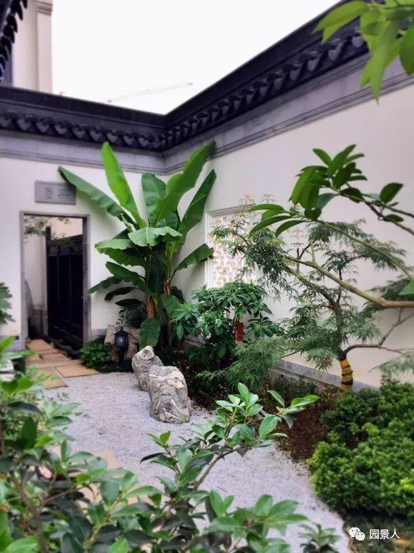 中式园林 · 植物造景