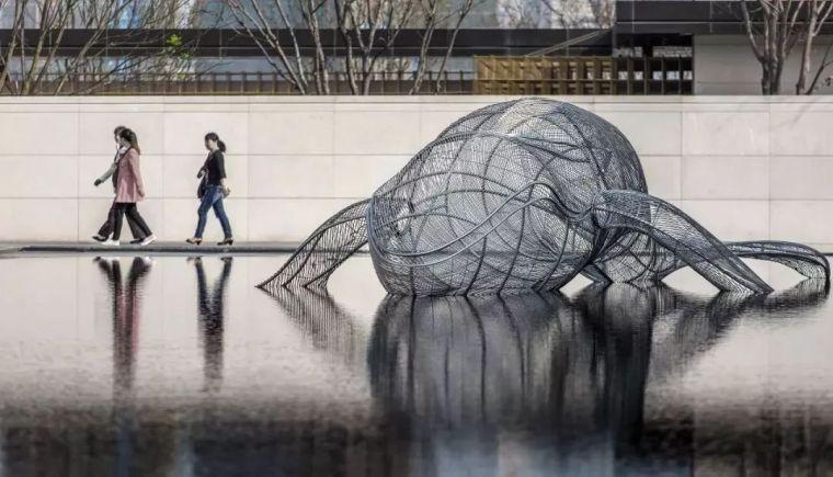 60款·当下最炫酷的地产景观雕塑_75