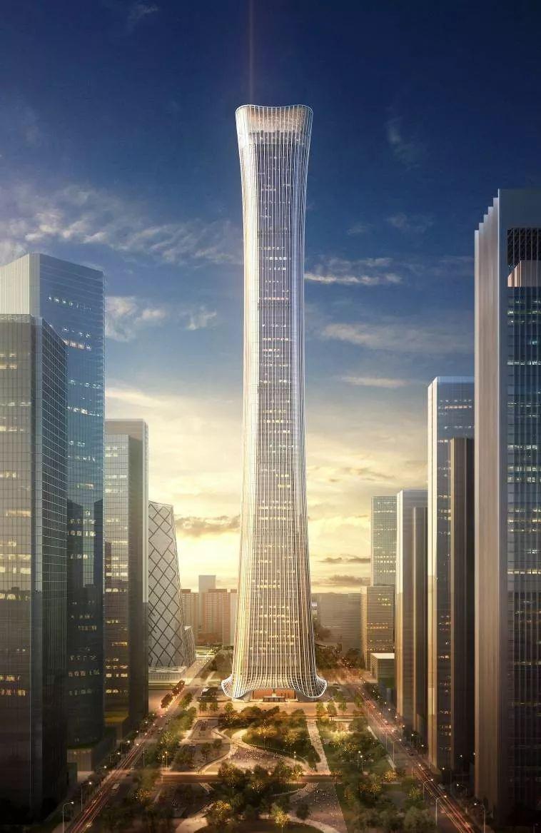 北京市CBD核心区Z15地块(中国尊大厦)项目BIM应用案例_1
