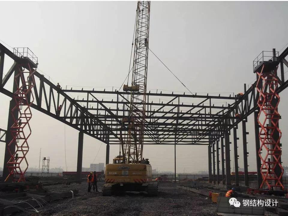 某厂房钢结构制作、安装方案(值得收藏)_38