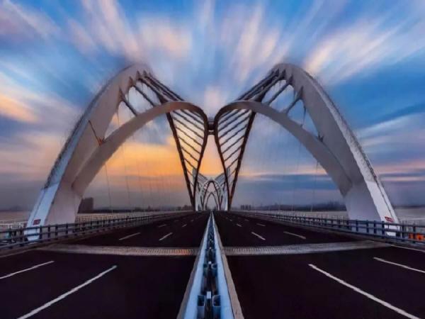 各类激光工艺在桥梁建筑上的应用
