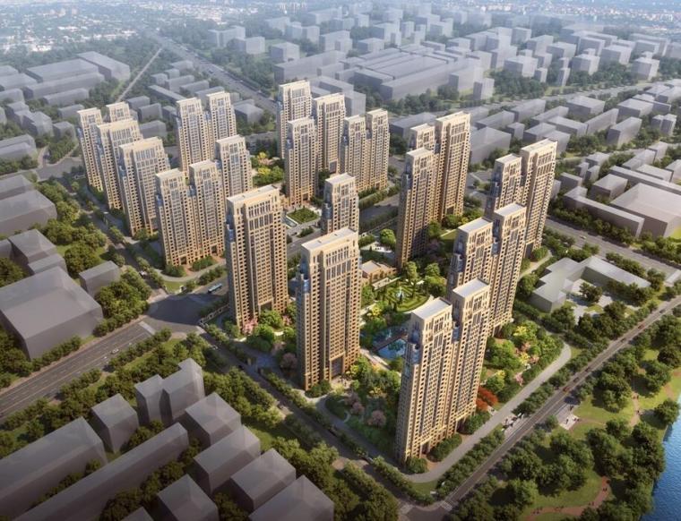 [江苏]苏高欧陆风格住宅项目方案文本设计(PPT+111页)