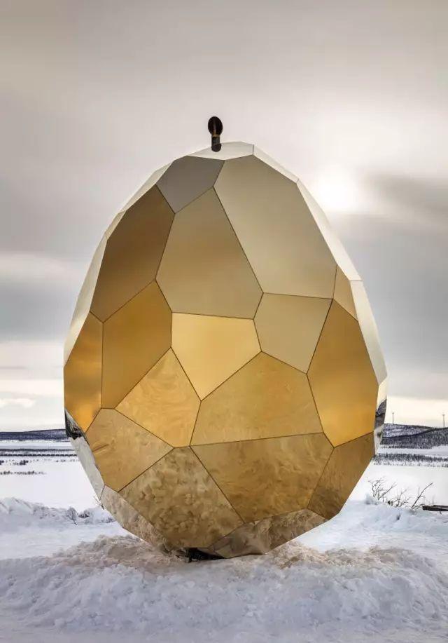 人类不是卵生,蛋蛋倒是挺受设计师青睐