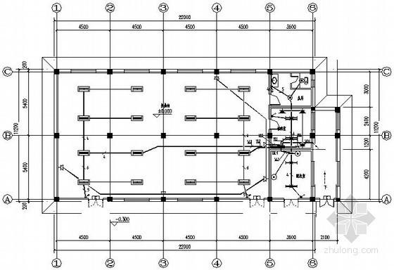 热交换站电气施工图纸