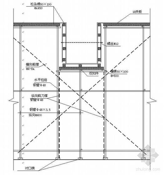 黄石某高层住宅施工组织设计(31层 框剪结构)
