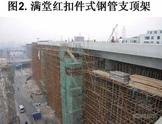 建筑工程高大模板施工技术培训讲义PPT