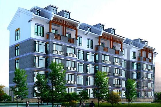[毕业设计]2014年住宅楼建筑工程量计算及预算书(广联达软件实例图纸)