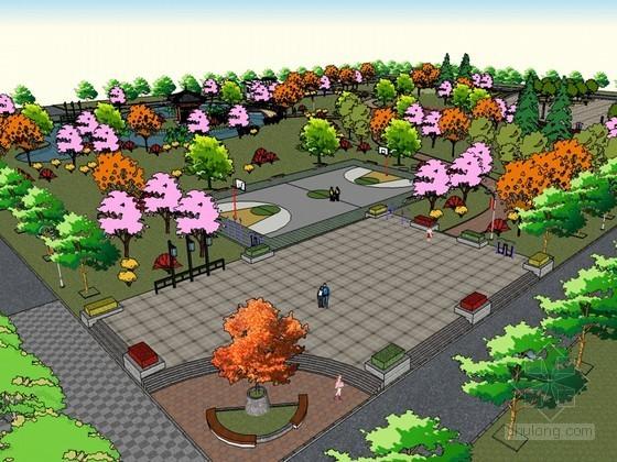 健身公园设计