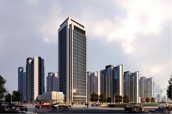 [安徽]高层框剪结构办公楼优质项目策划书(106页)