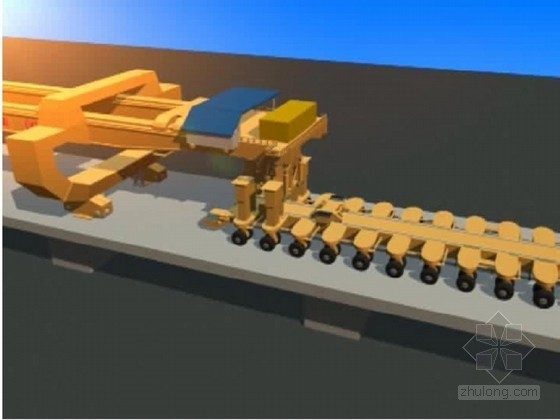 [QC]缩短LG900H导梁式架桥机过隧时间(55页 架桥机改造)
