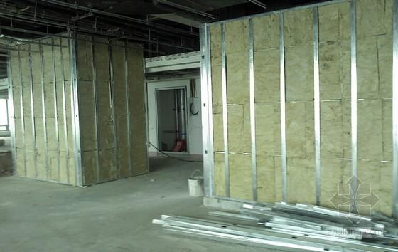 [QC成果]建筑工程施工确保轻质隔墙施工质量与进度(图文并茂)