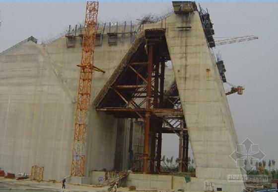 [广东]斜拉桥悬索桥组合桥大体积混凝土施工温控总结报告129页