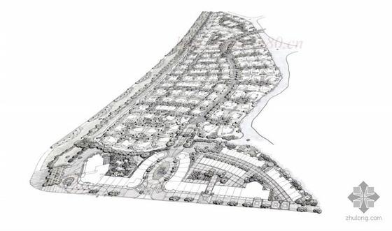 苏州小区景观扩初设计方案文本
