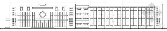 某学校餐厅建筑设计施工图