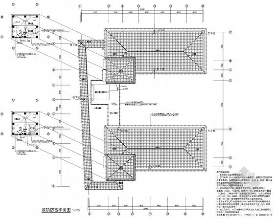 [安徽]儿童福利中心电气设计施工图纸(新规范)