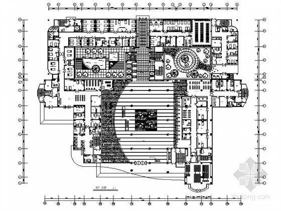 [山东]某人民医院门诊楼室内装修图(含效果)