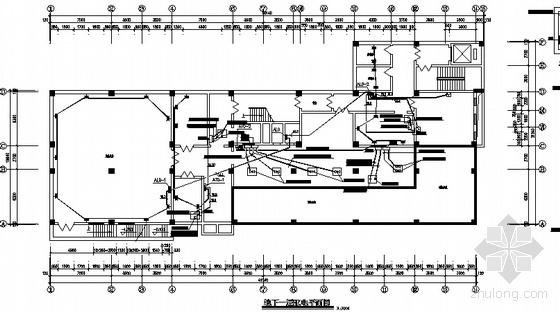 某医院电气配电设计图