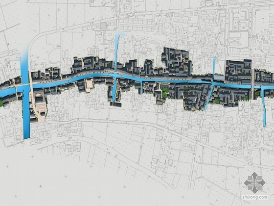 [毕业设计]浙江大学建筑设计研究院城市规划所--绍兴安昌保护