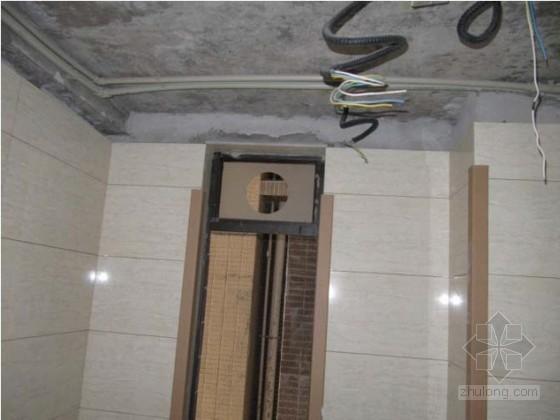 住宅楼精装修施工管理培训与经验做法(2013最新 多图)