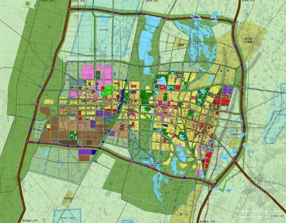 宁夏城市总体规划(2007年至2020年)