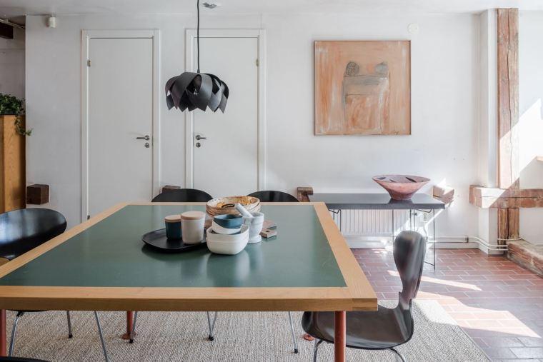 斯德哥尔摩顶层公寓改造-1 (9)