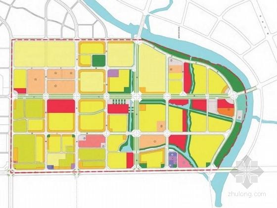 [广东]大型城市综合体规划及单体设计方案文本(国外知名事务所设计)
