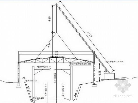 [湖南]跨既有铁路大桥施工安全专项方案
