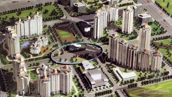 河南煤矿景观设计方案全套