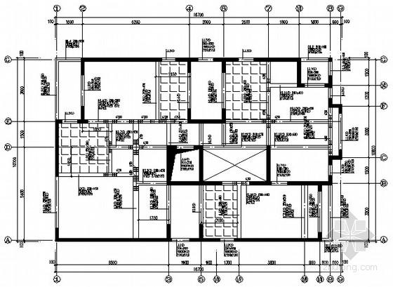[北京]自建别墅剪力墙结构施工图