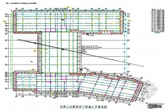[广东]高层住宅楼落地式钢管脚手架施工方案