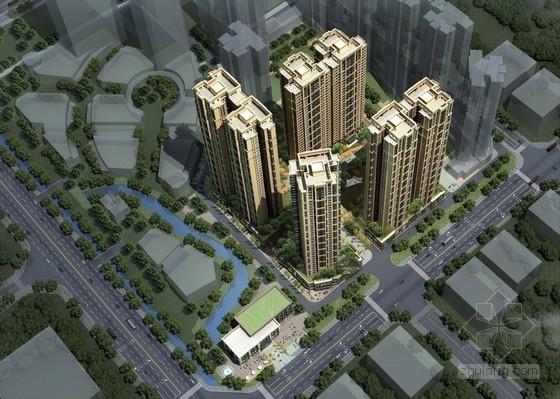 [成都]新古典风格城市综合体及单体建筑设计方案文本