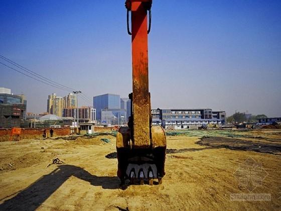 [湖北]地方铁路站房基坑土钉墙支护土方开挖施工方案