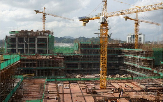 工程技术的验收管理资料下载-大型企业施工承包工程技术部管理制度(2015版)