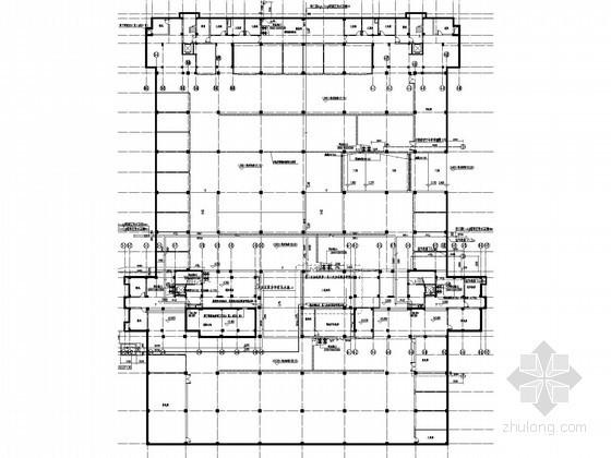 [辽宁]二类高层住宅给排水消防施工图