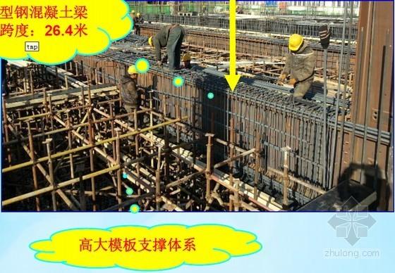 [QC成果]提高型钢混凝土框架梁施工质量合格率(58页)