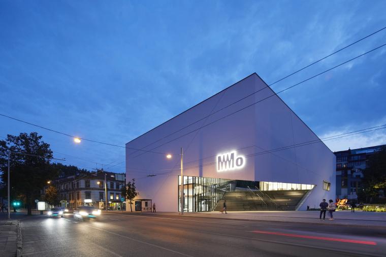 00Studio_Libeskind_MO_Museum_Vilnius_Lithuania_©Hufton_Crow_003