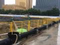 新型成品波纹管地下室降排水施工技术