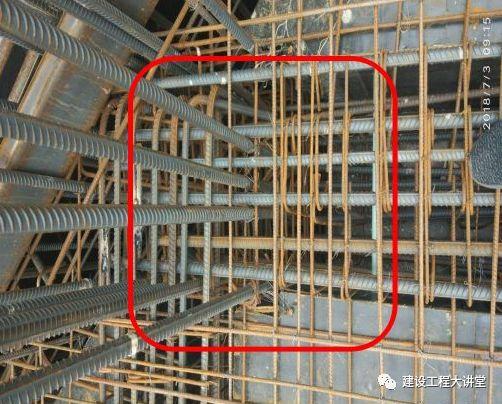現場墻、板、梁鋼筋連接施工要點及常見問題_54