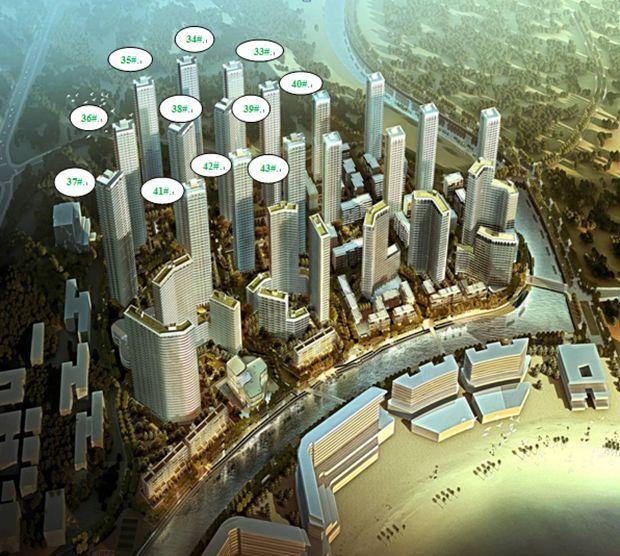 华润小径湾花园项目结构设计分享