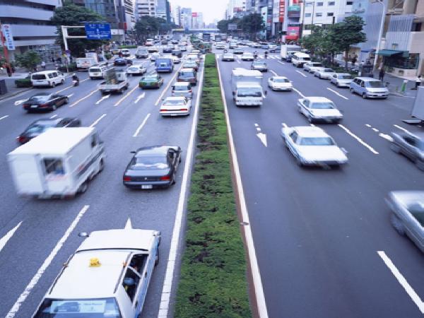 城市交通与道路规划讲义第二章城市道路交通分析