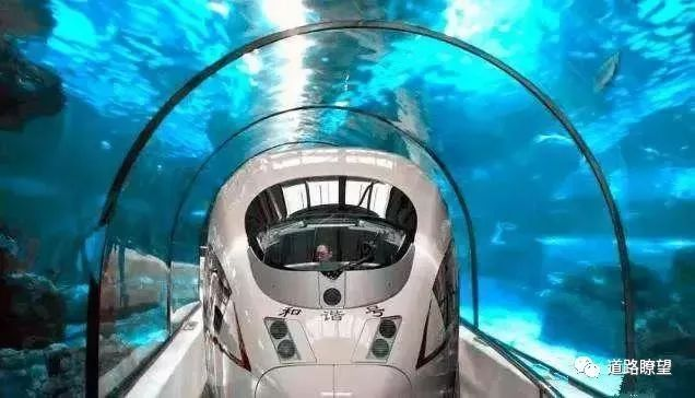世界上最炫酷的27条海底隧道!日本最长、挪威最多、中国最……