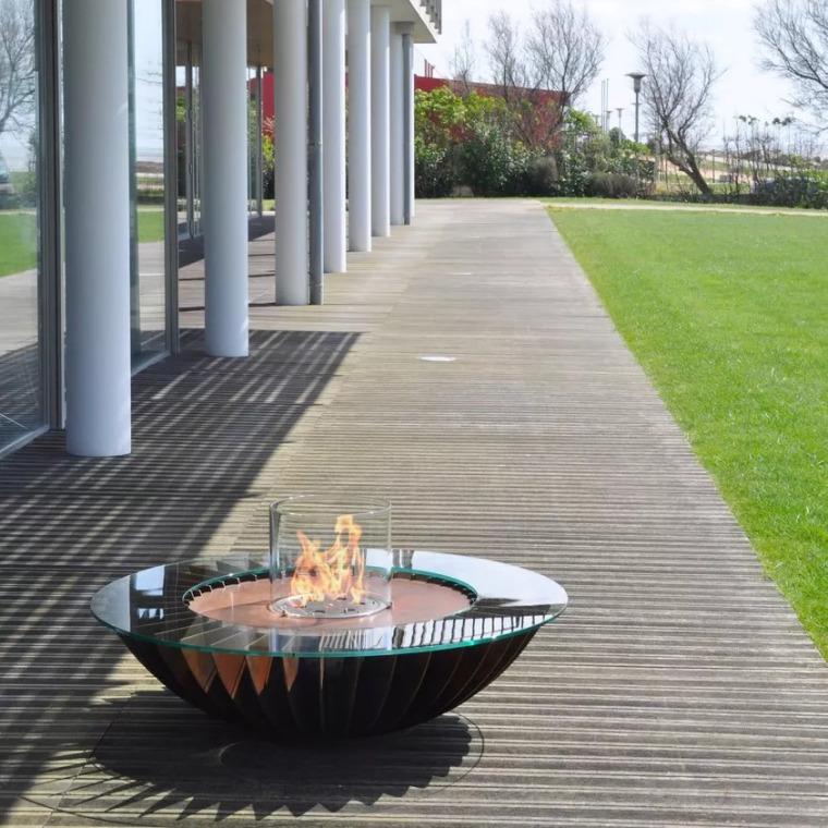 庭院里那一抹温暖·火炉_26