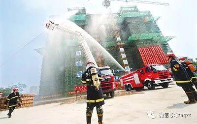 施工现场消防安全管理检查表