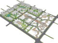 [四川]成都西部文化产业园概念规划设计方案文本