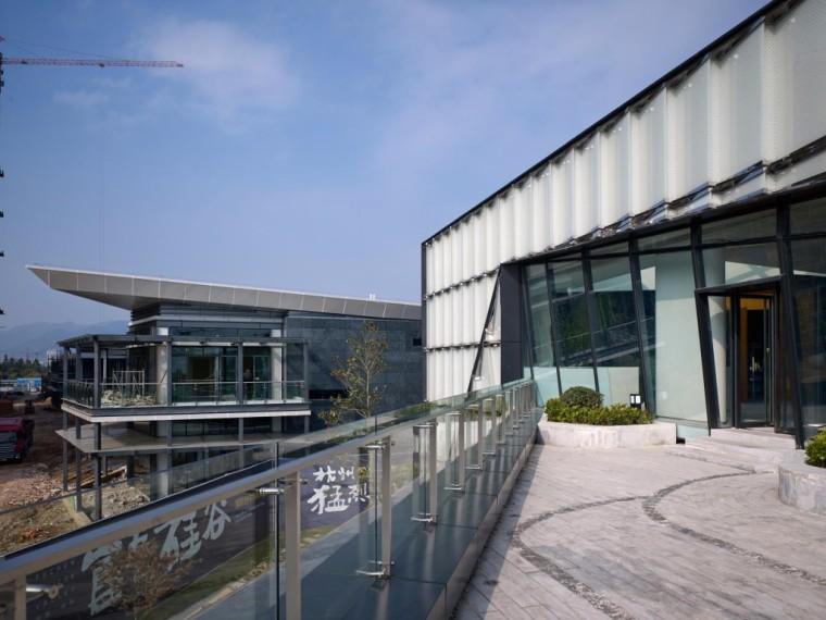 杭州富春硅谷销售展示中心_8