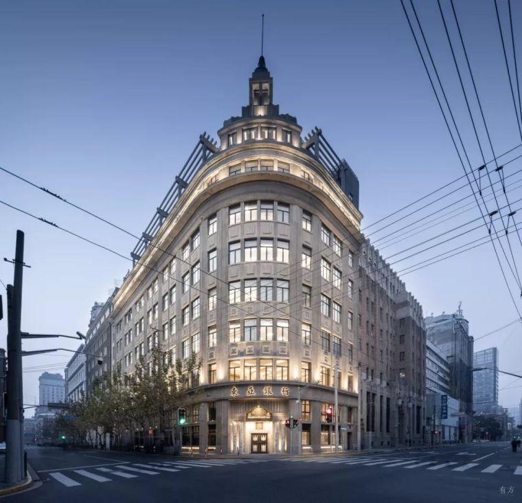 新作 | 东亚银行浦西大楼保护修缮工程