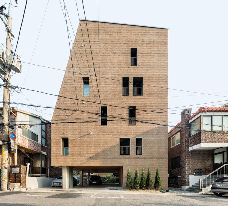韩国KL出版社办公楼