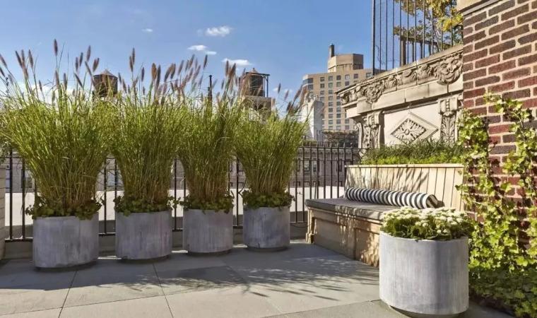 现代屋顶花园设计赏析_29