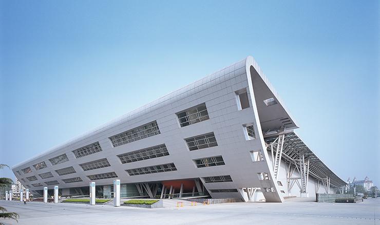 全国7大会展中心设计合集(实景图+效果图)-28-安徽国际会展中心实景图