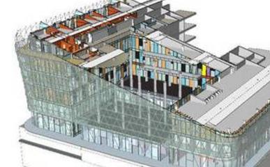 基于云计算的BIM建筑运营维护系统设计及挑战